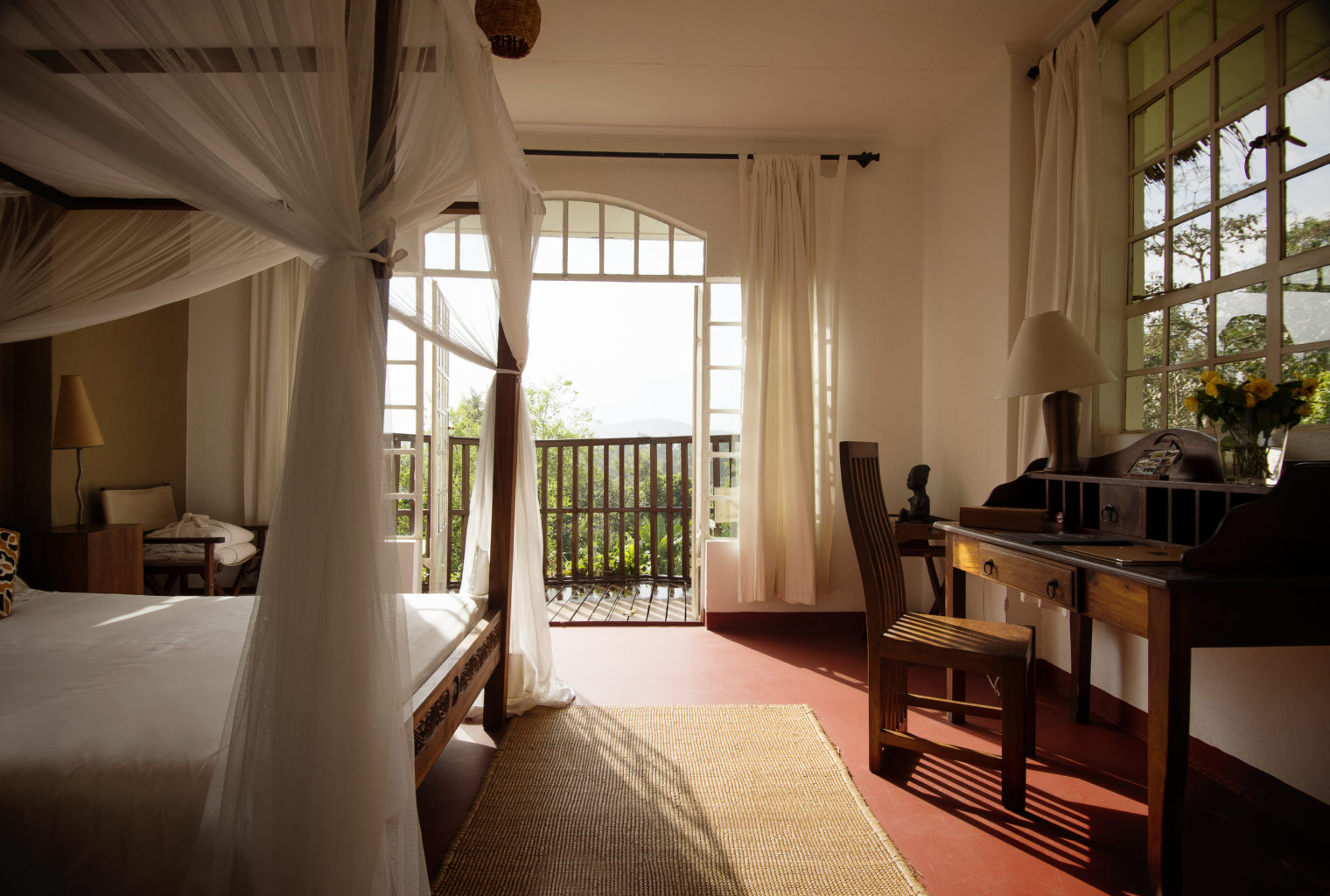 Onsea House Tanzania Room