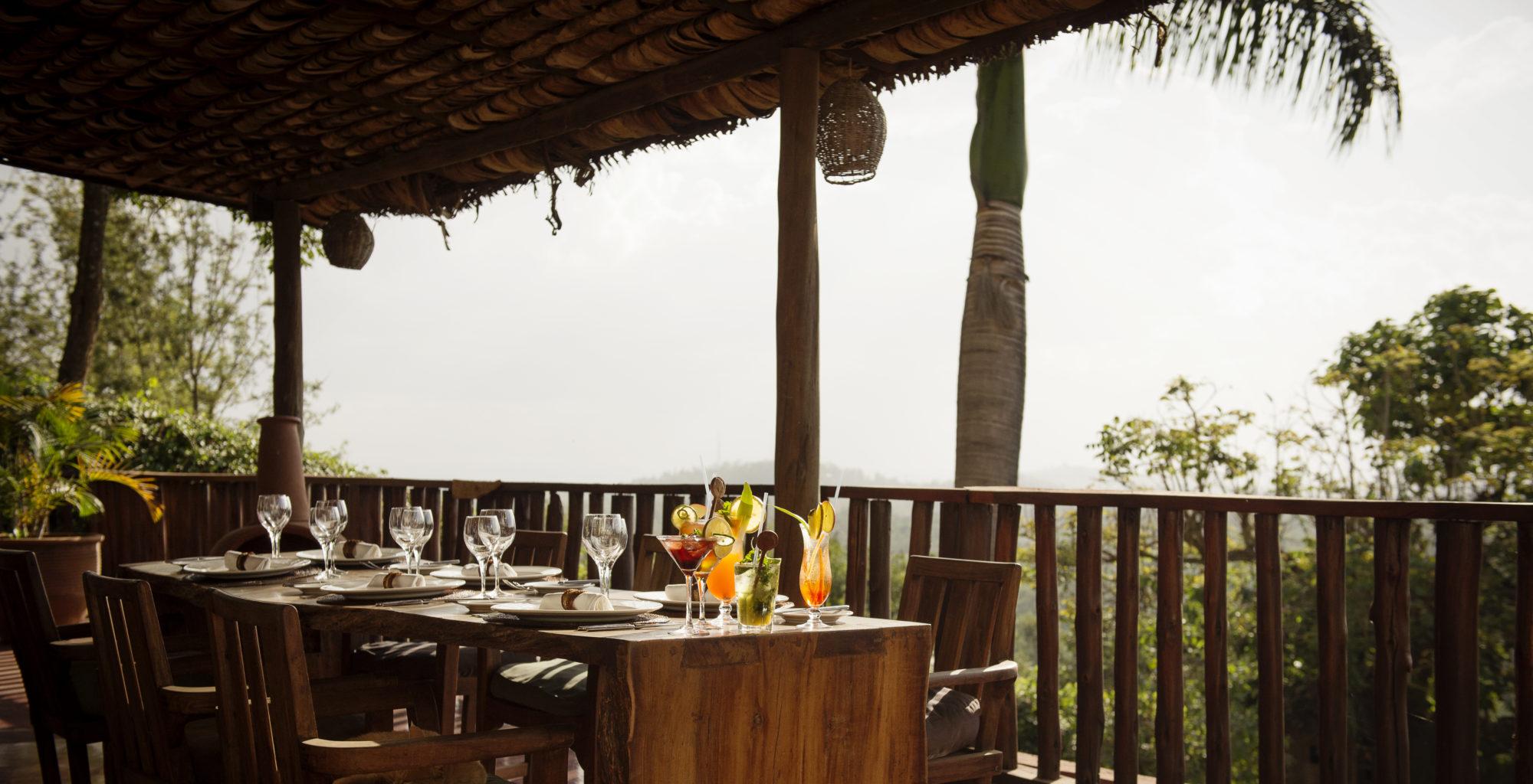 Onsea House Tanzania Balcony