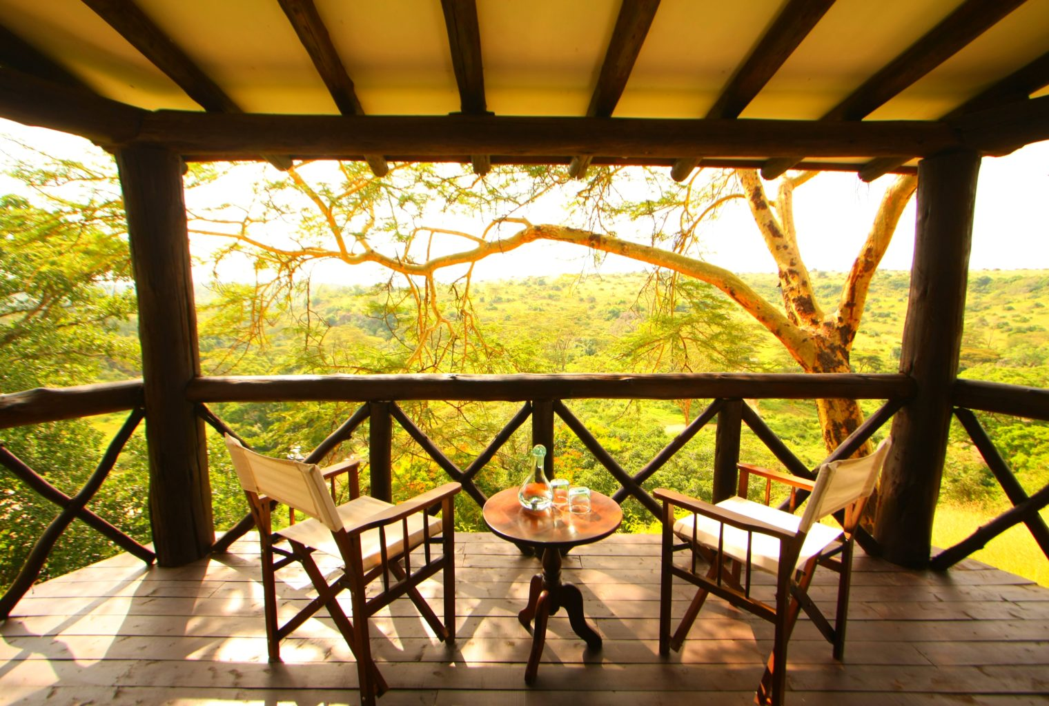 Emakoko Kenya Exterior Balcony