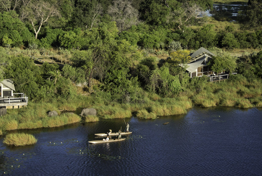 Botswana-Abu-Camp-Exterior