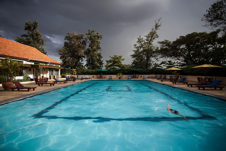 Legendary Lodge Tanzania Pool