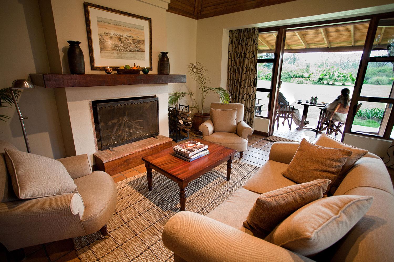 Legendary Lodge Tanzania Lounge