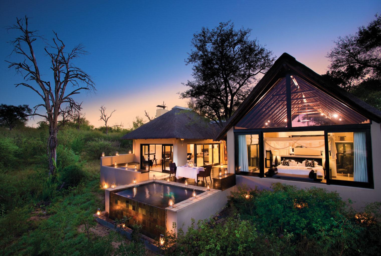 Lion Sands South Africa Exterior