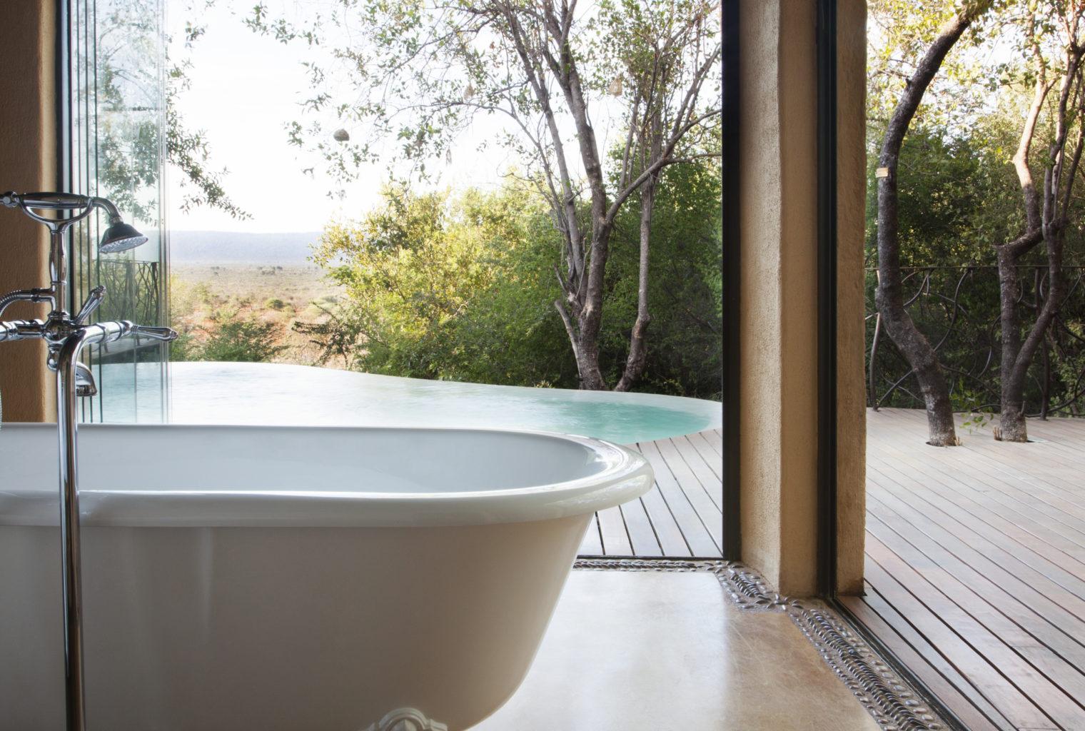 Molori Safari Lodge South Africa Bath