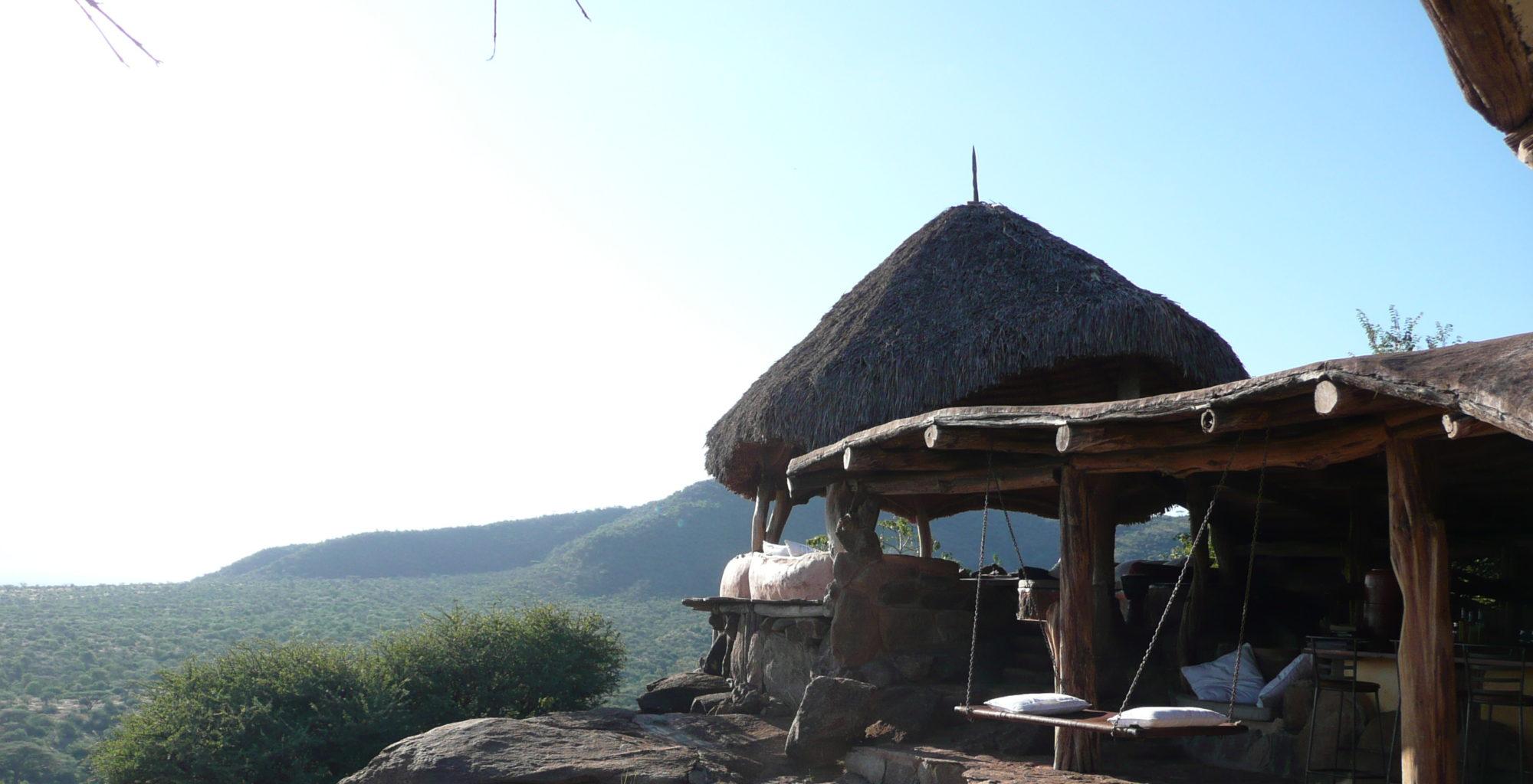 Tassia Lodge Kenya Exterior