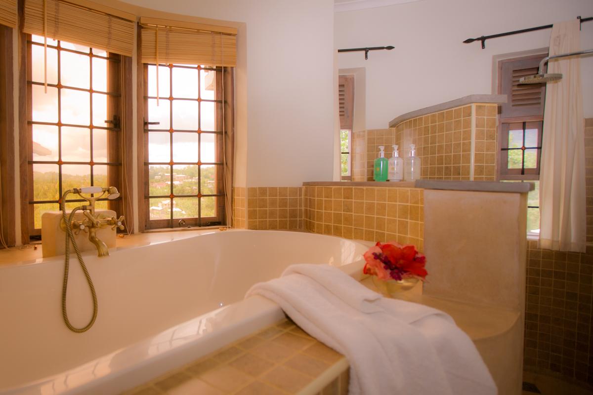 Machweo Retreat Tanzania Bathroom