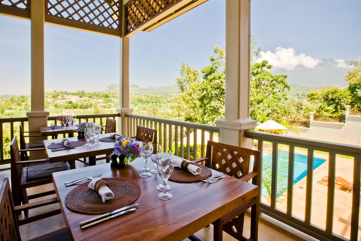 Machweo Retreat Tanzania Balcony