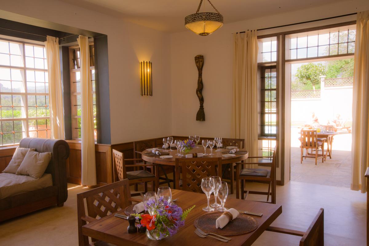 Machweo Retreat Tanzania Lounge