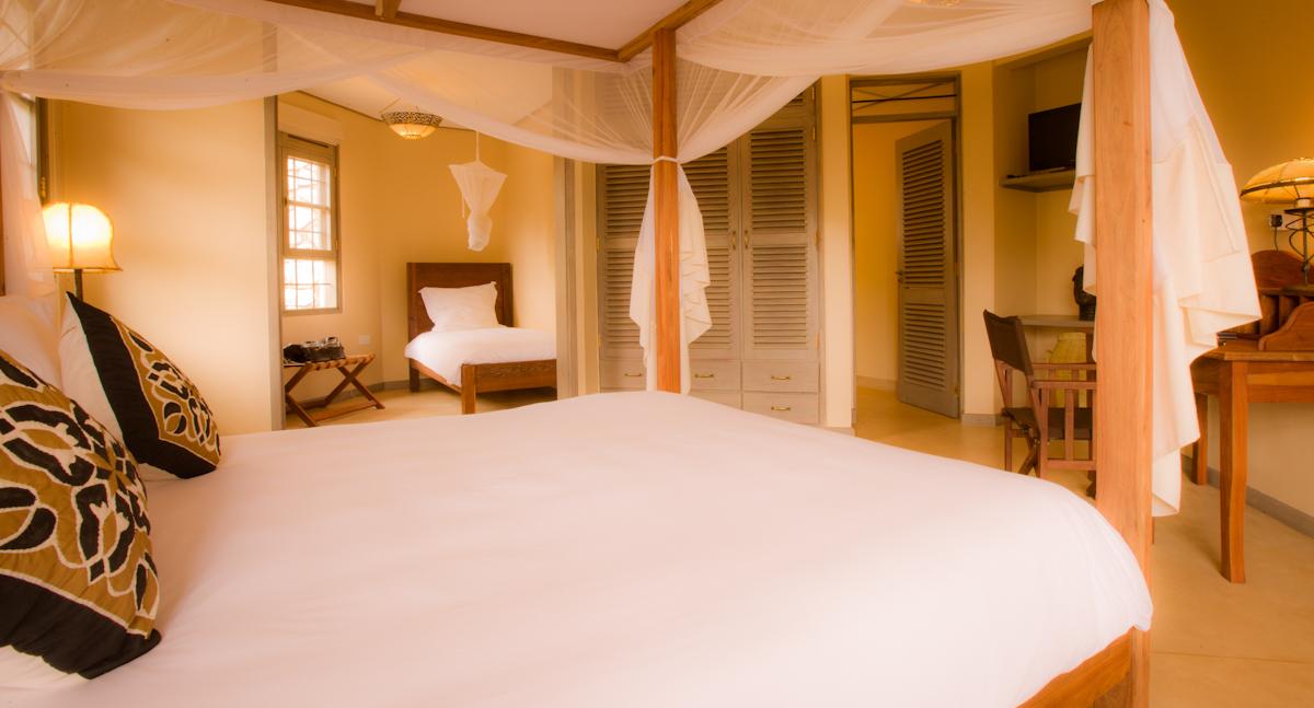 Machweo Retreat Tanzania Bedroom