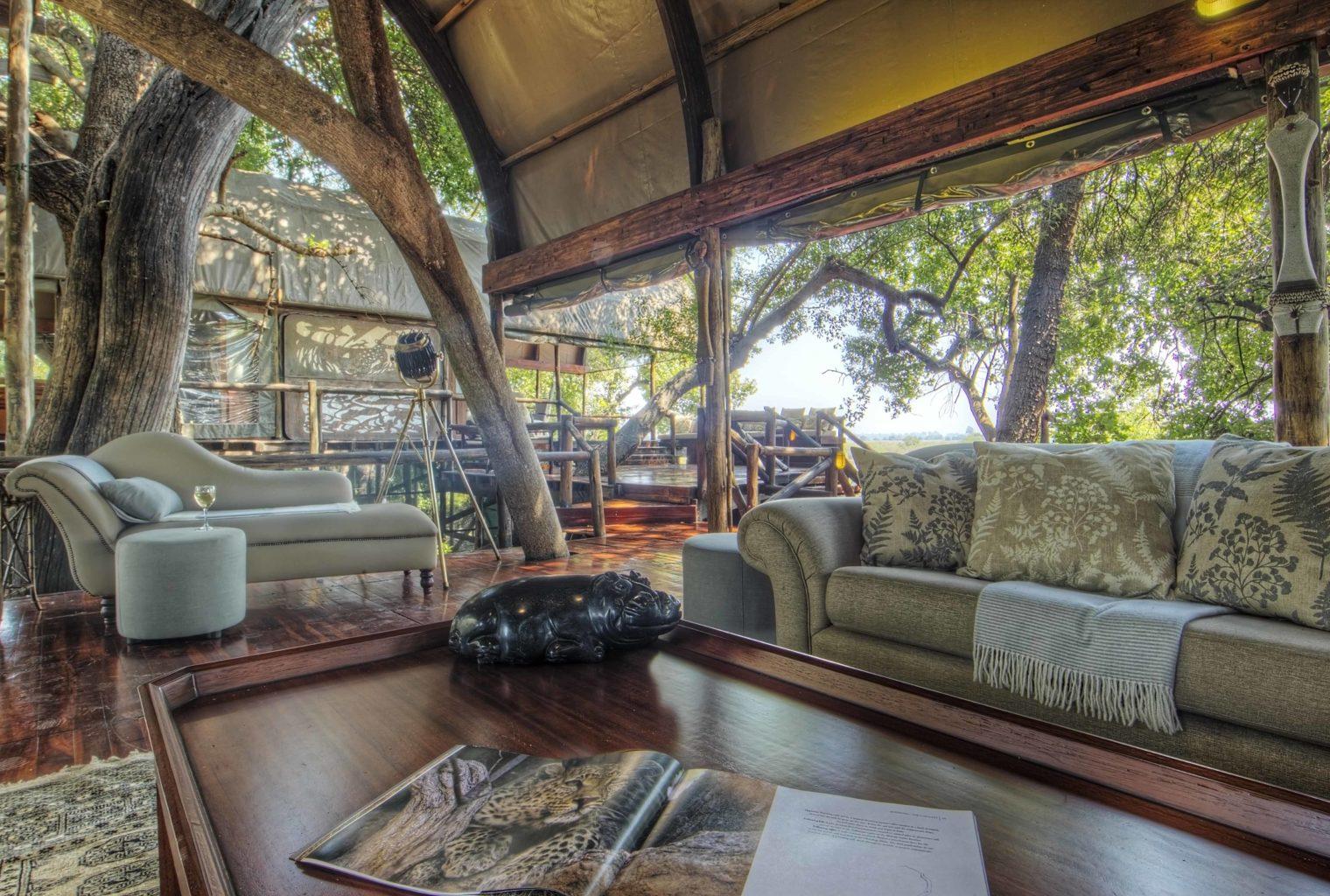 Shinde Botswana Lounge