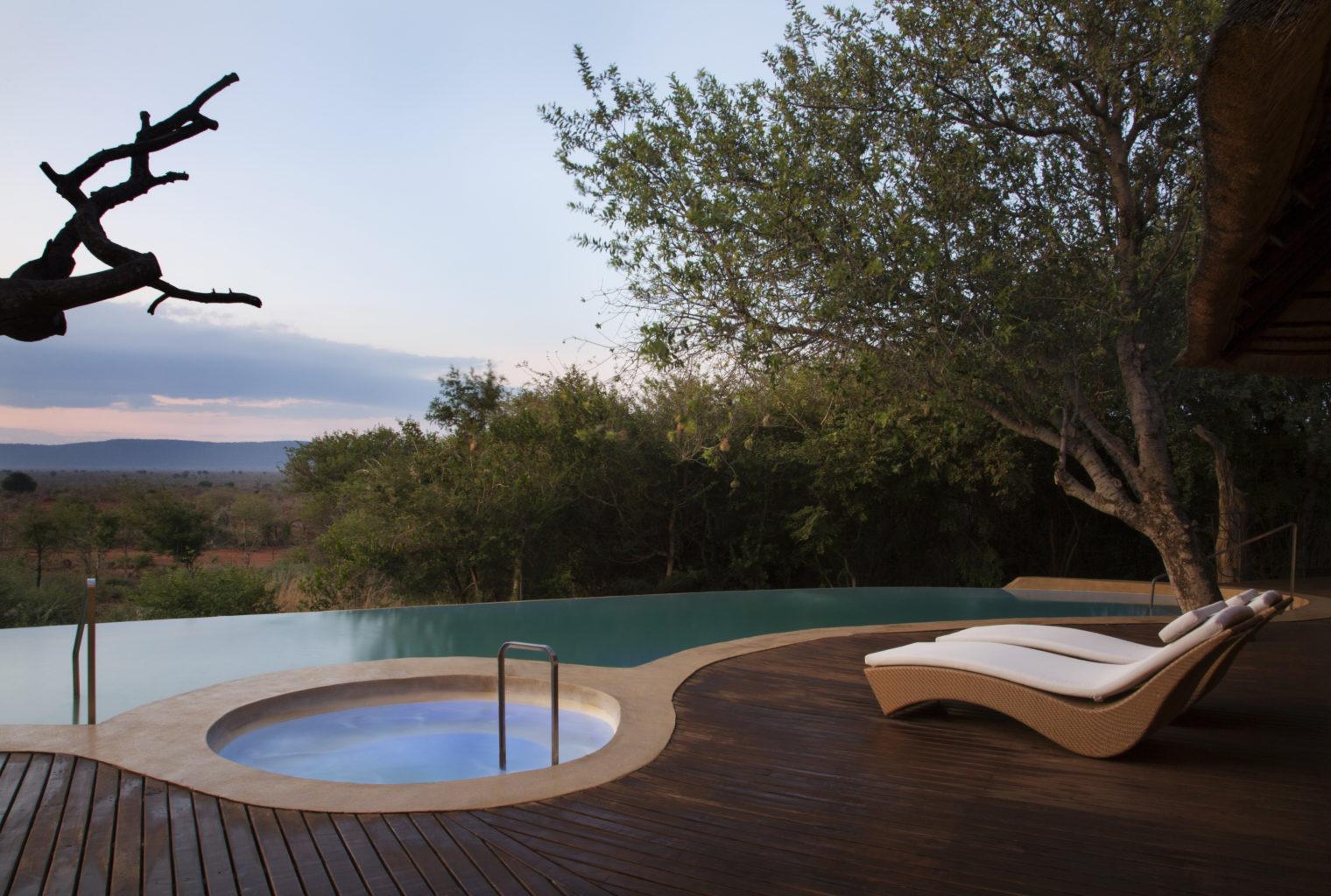 Molori Safari Lodge South Africa Pool