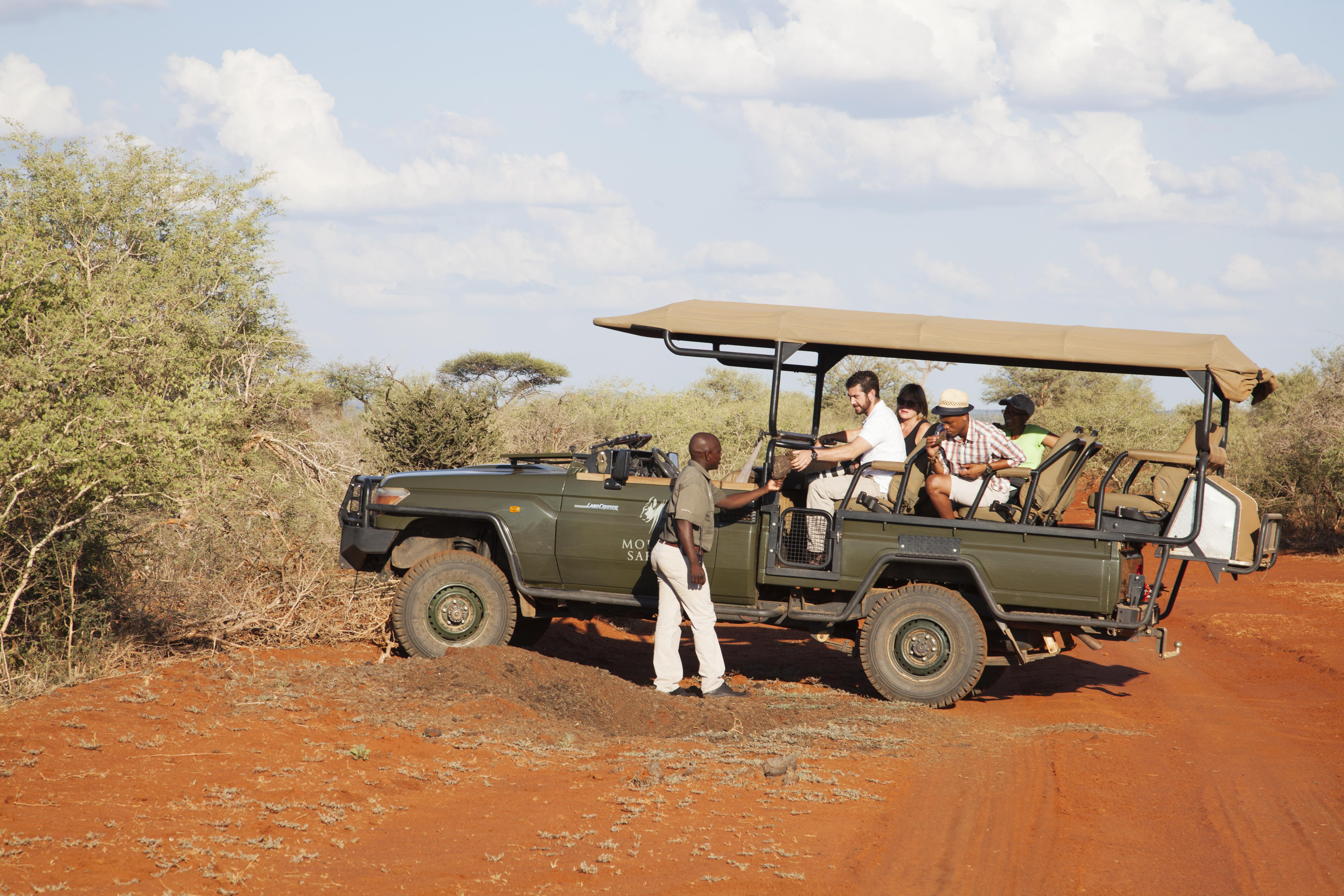 Molori Safari Lodge South Africa Game Drive