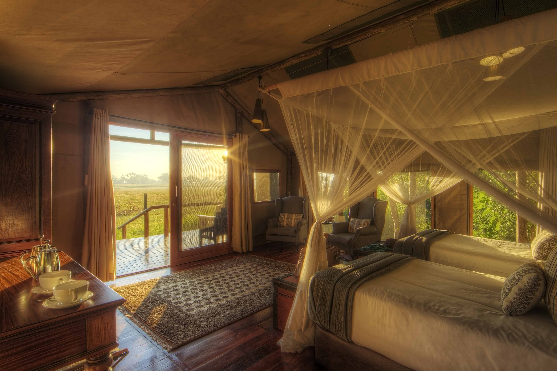 Shinde Botswana Bedroom