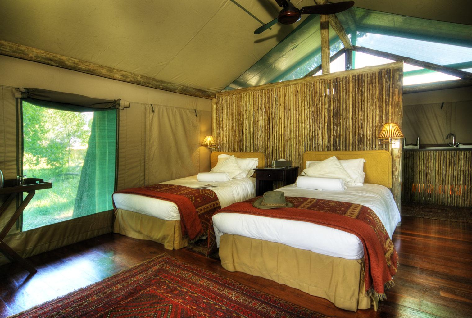 Ker and Downey Young Explorer Botswana Bedroom