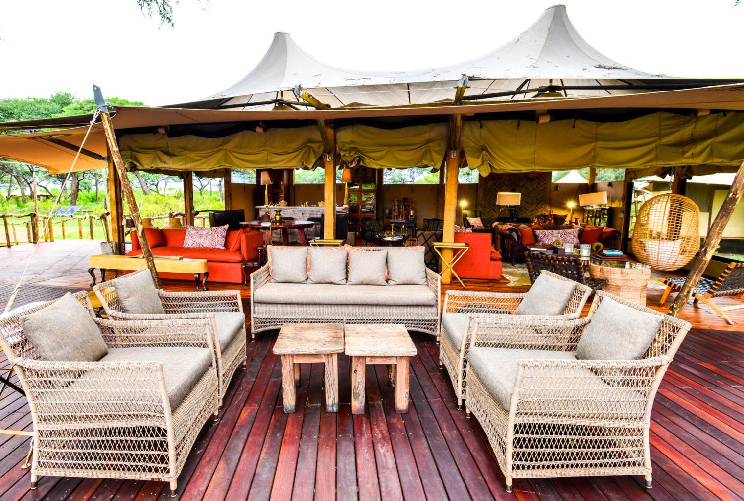 Somalisa Acacia Zimbabwe Lounge