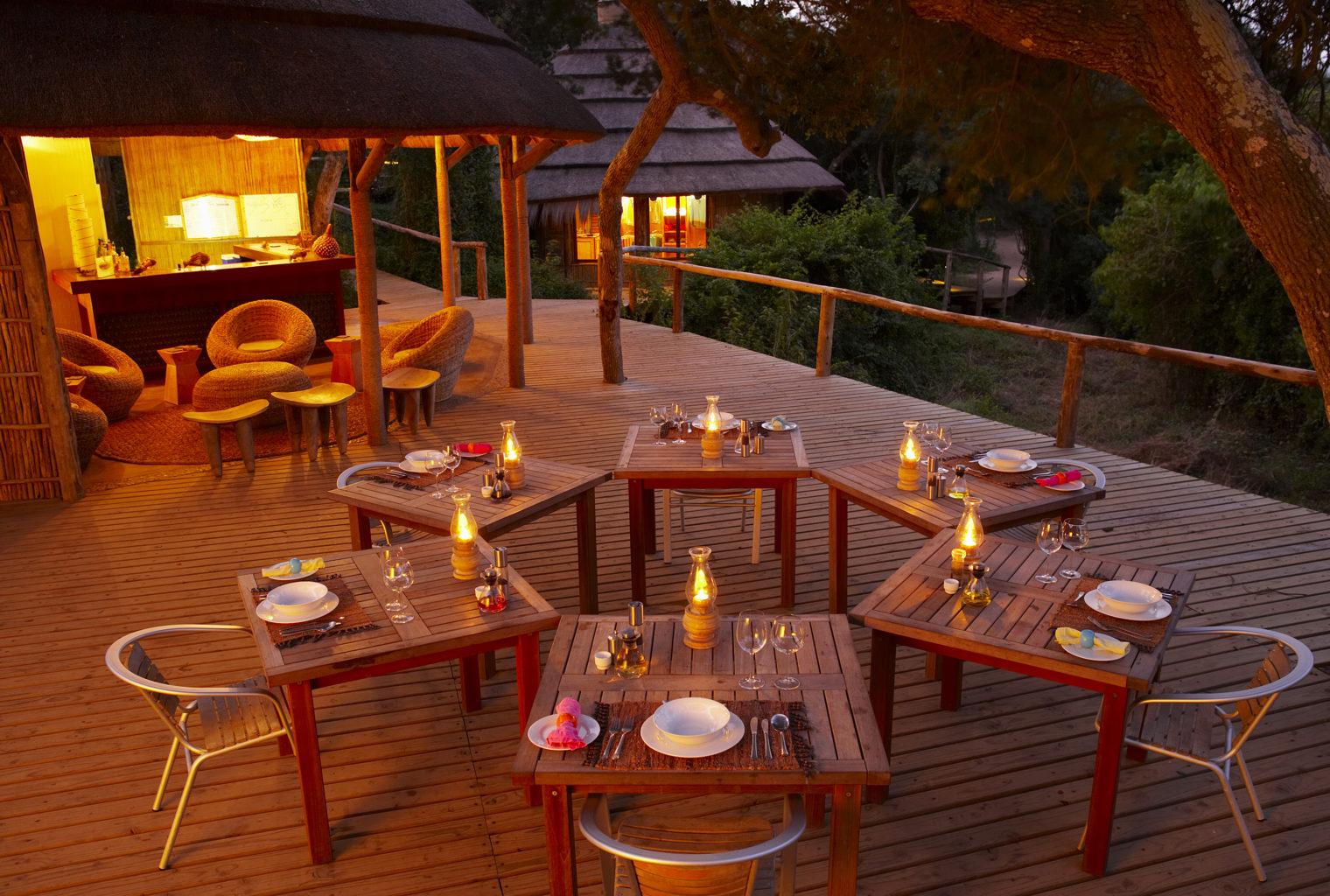 Thonga Beach Bar South Africa Bar