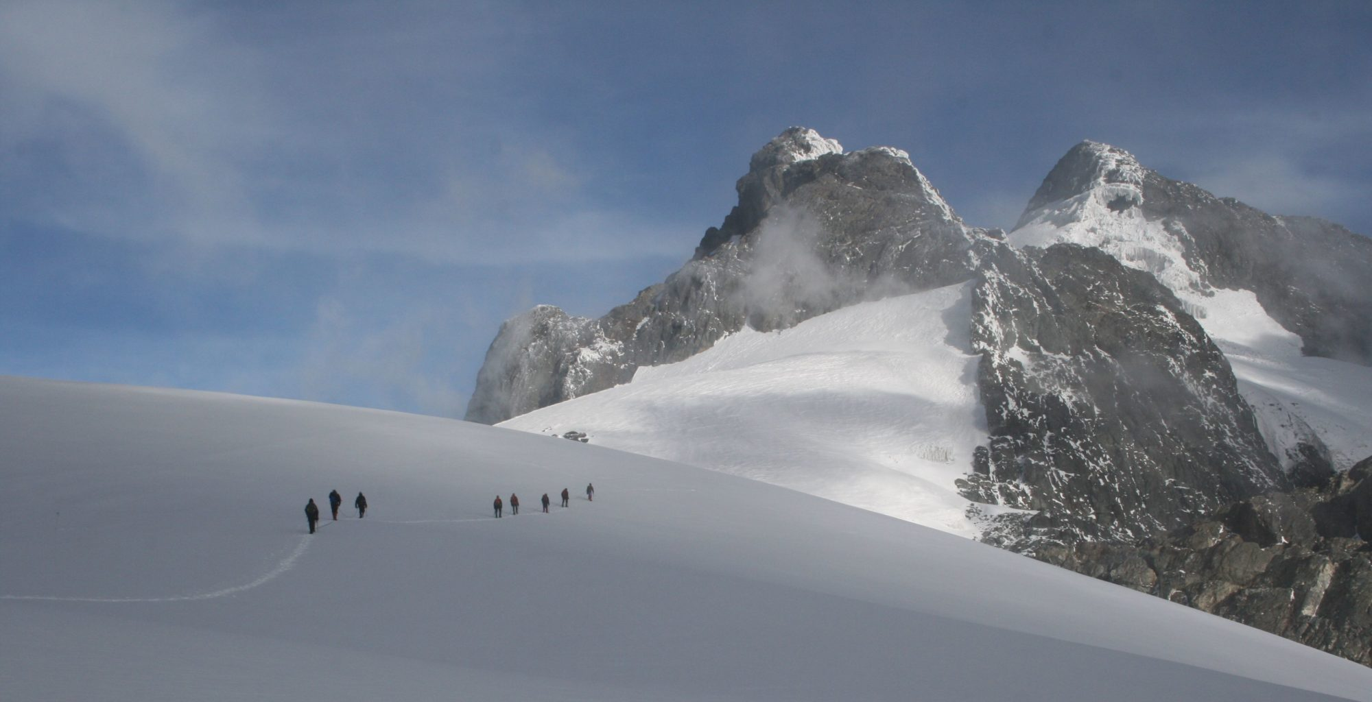 Uganda-Rwenzori-Mountains-Snow