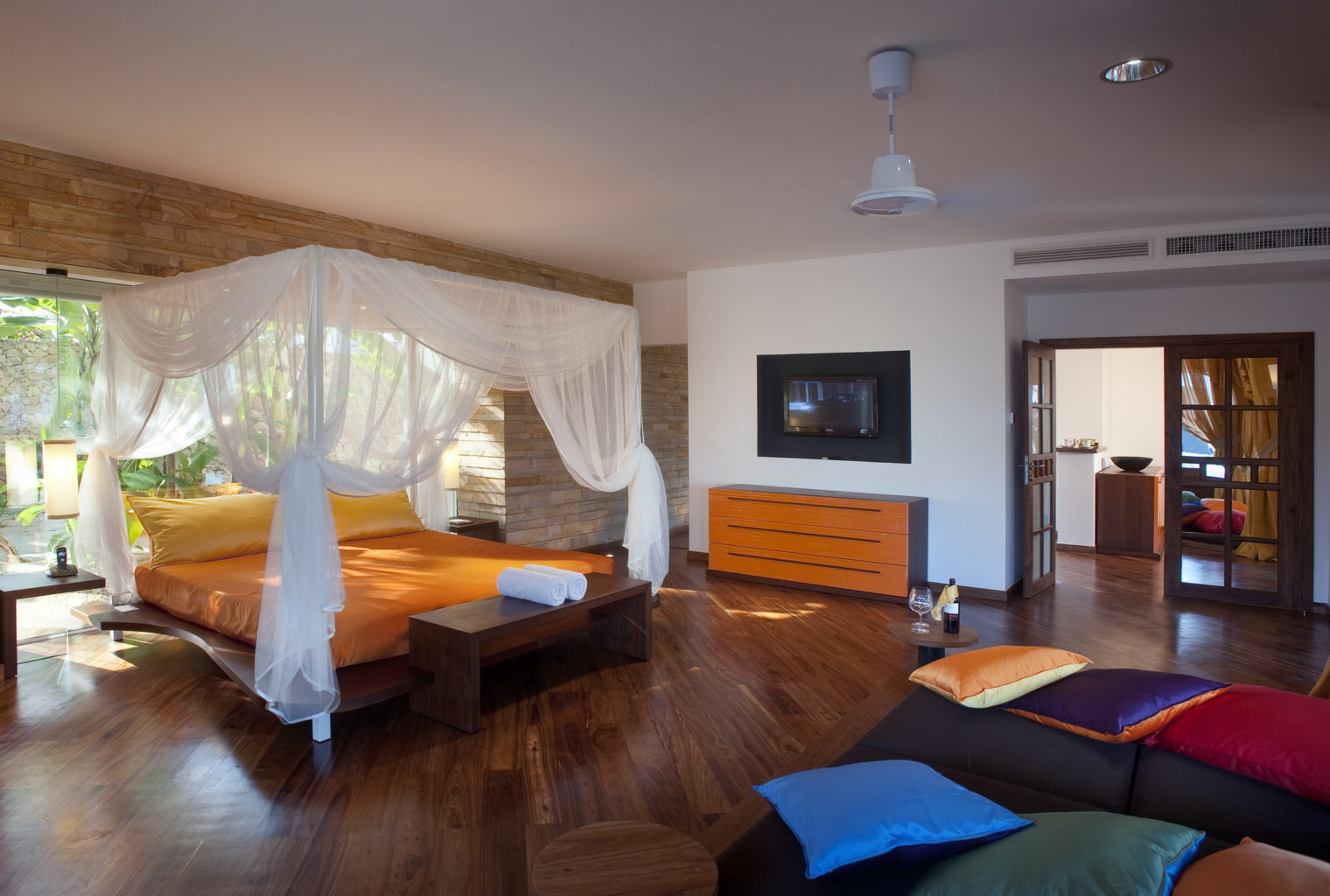 Star of the east Tanzania Bedroom