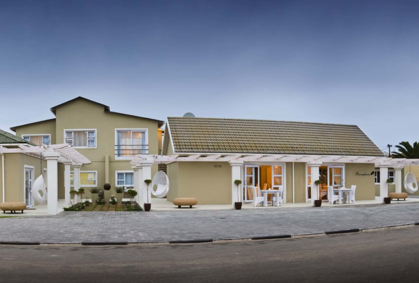 Swakopmund Guest House Namibia Exterior