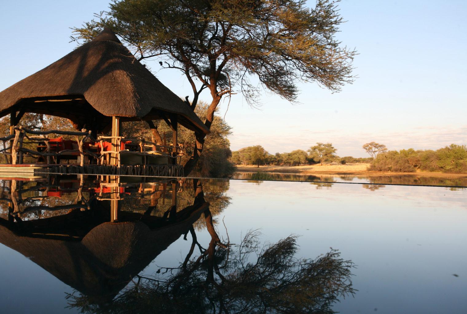 Okonjima Villa Namibia Exterior