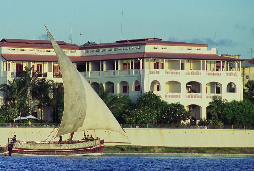 Zanzibar Serena Tanzania Exterior