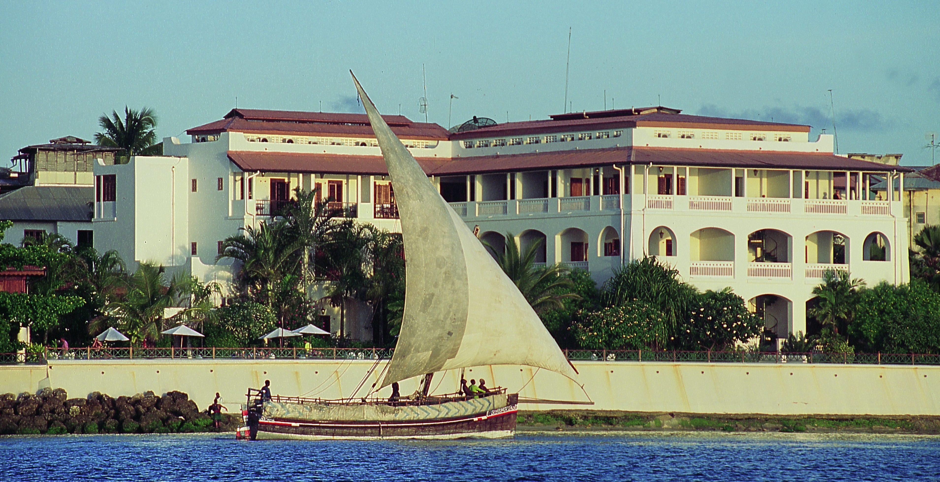 Zanzibar serena hotel journeys by design for Design hotel zanzibar