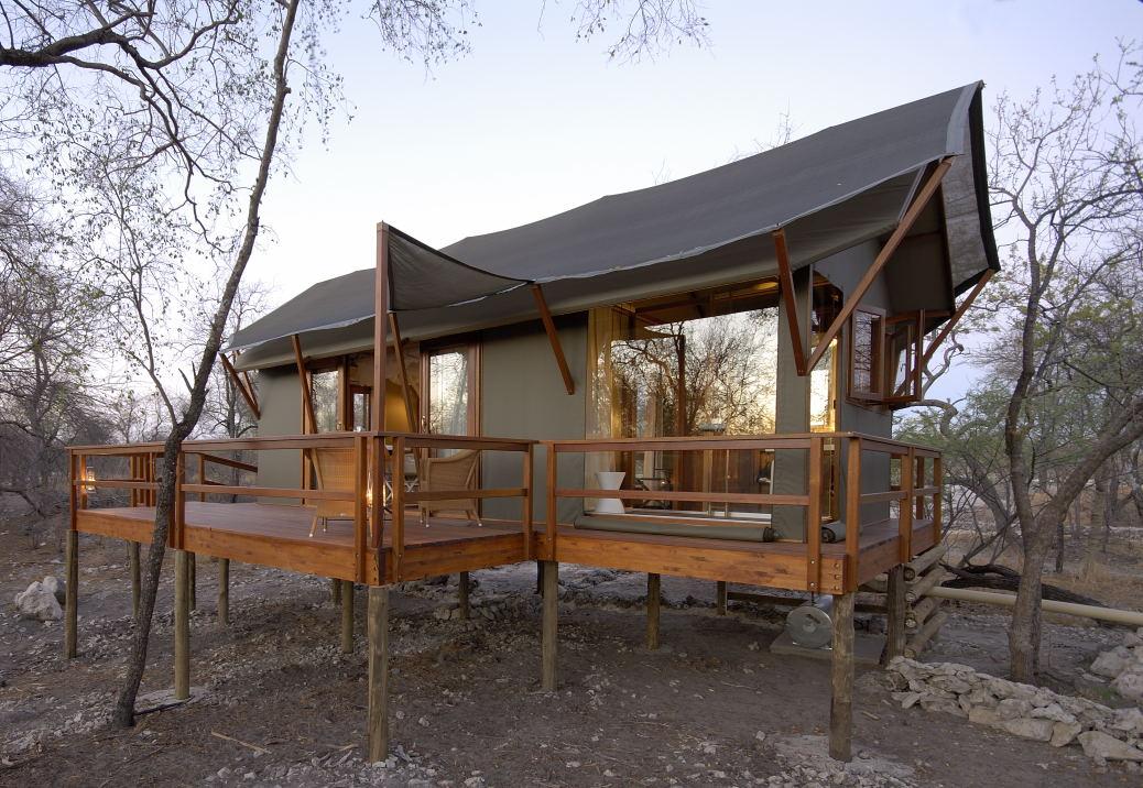 Mushara Outpost Namibia Exterior