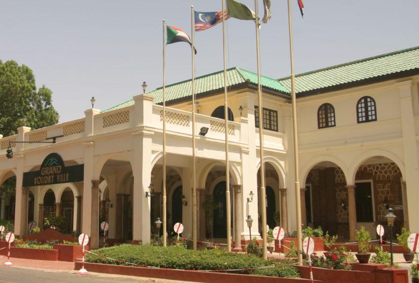 Holiday Villa Sudan Exterior