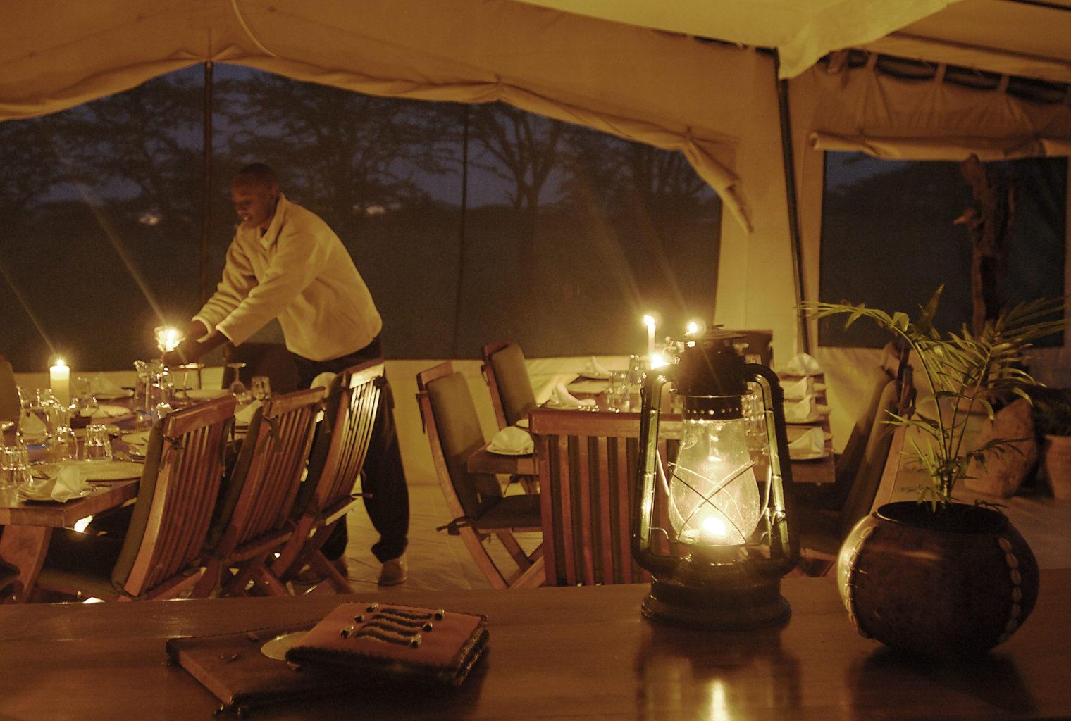 Kicheche-Bush-Camp-Kenya-Dining Room