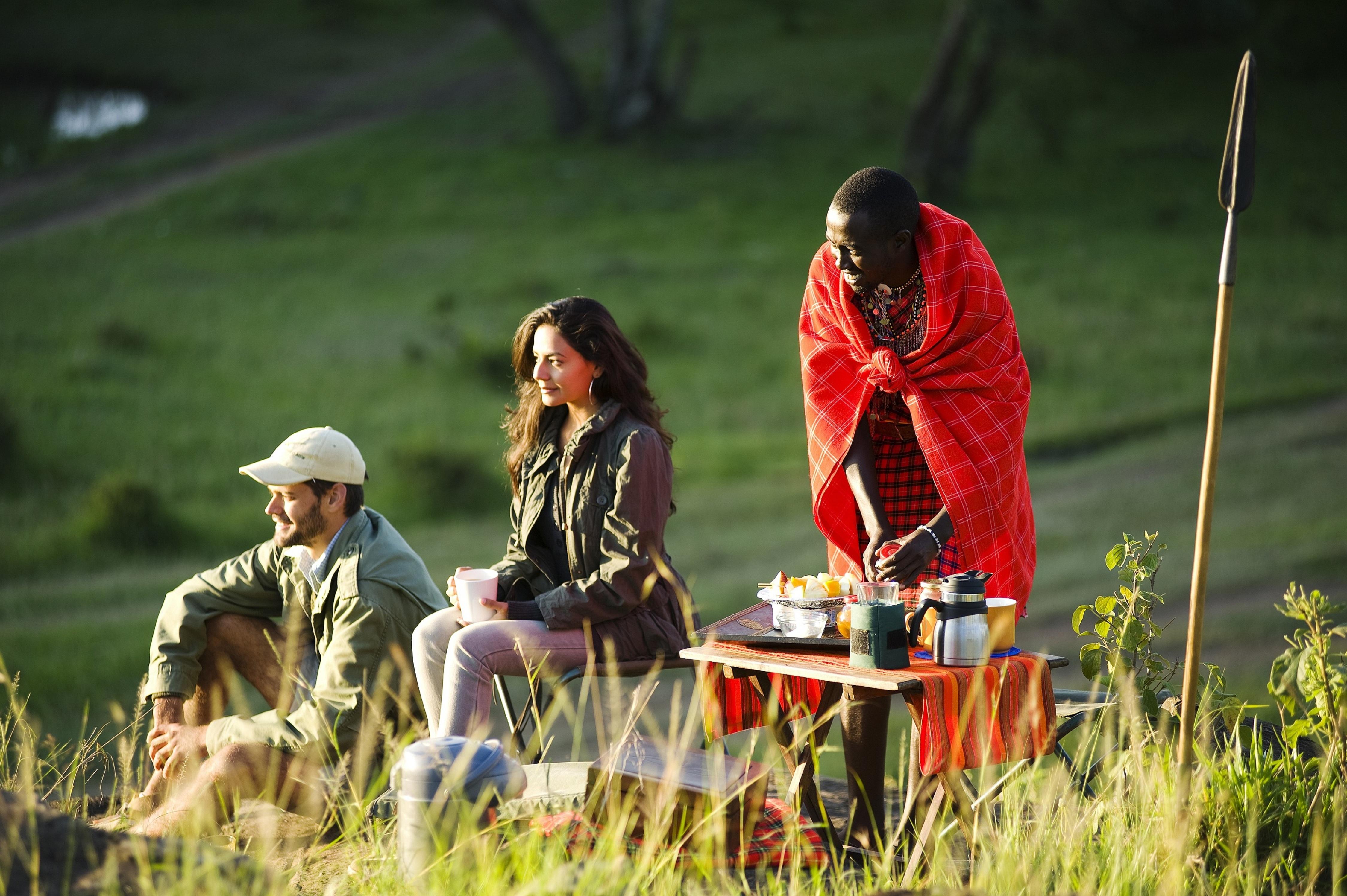 Kicheche Mara Camp Actrivity