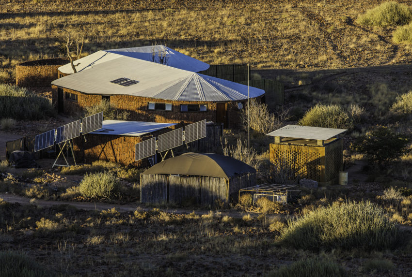 Etemdeka Mountain Camp Namibia Exterior