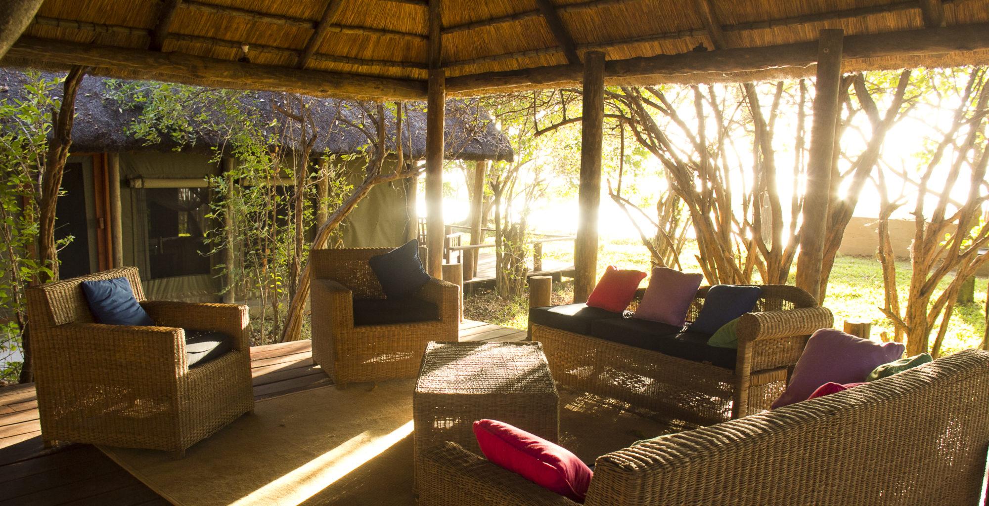 Royal Zambezi Zambia Lounge