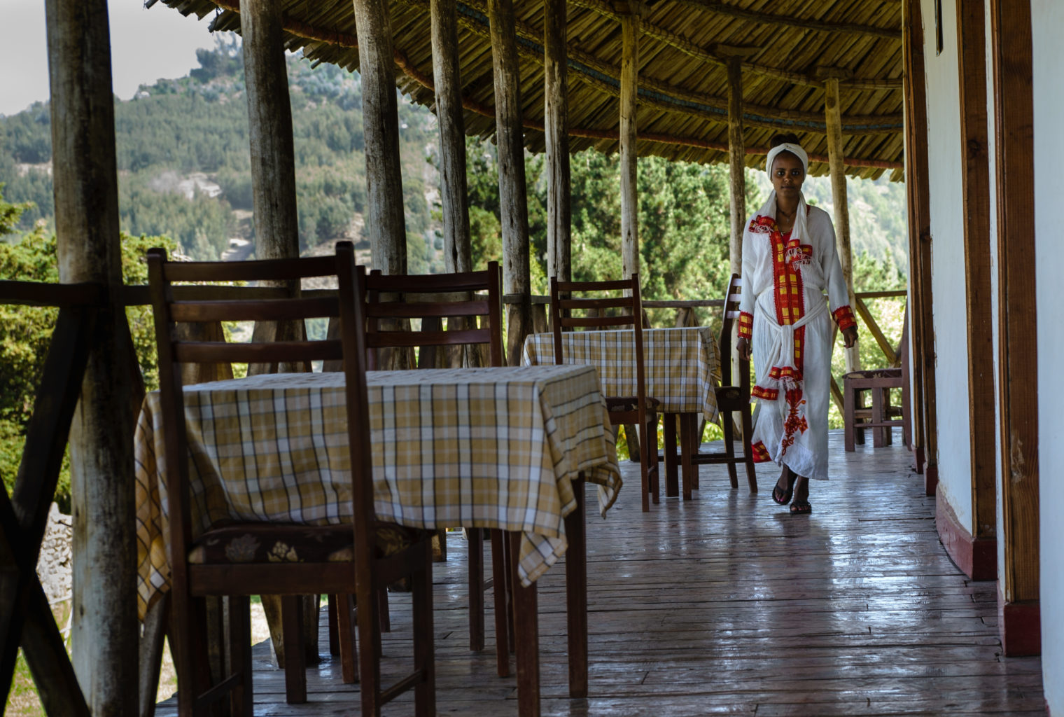 Ankober Lodge Ethiopia Chairs and Tables