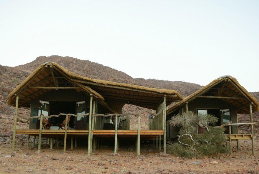 Kuala Wilderness Camp Namibia Exterior