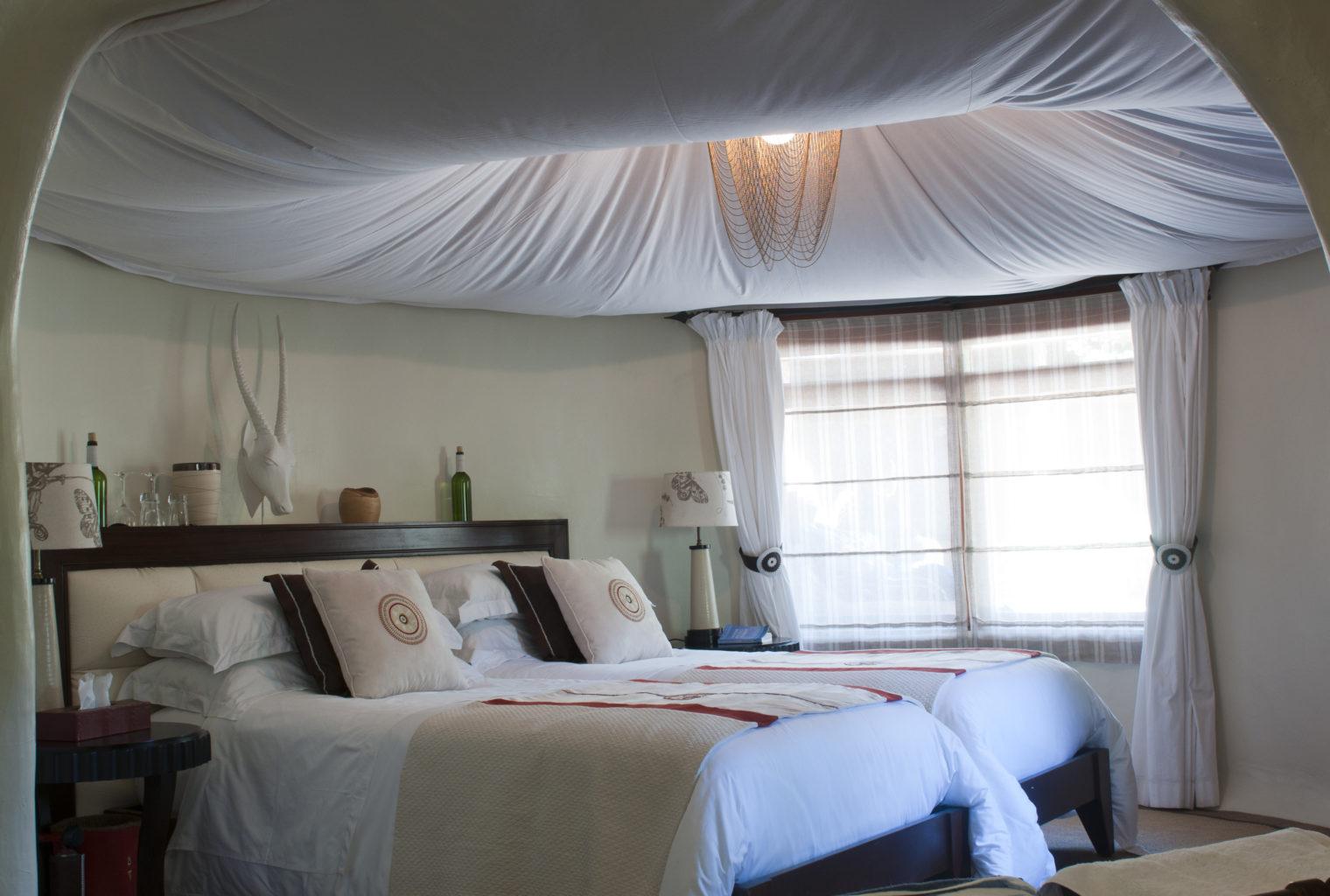 Olarro Kenya Bedroom