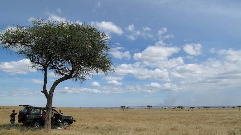 Serian Serengeti North Tanzania Views