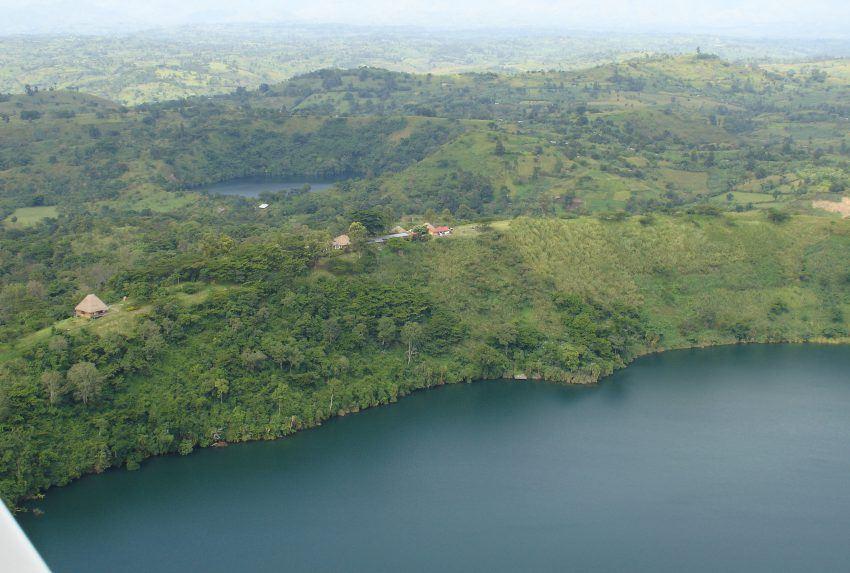 Uganda-Ndali-Lodge-Aerial