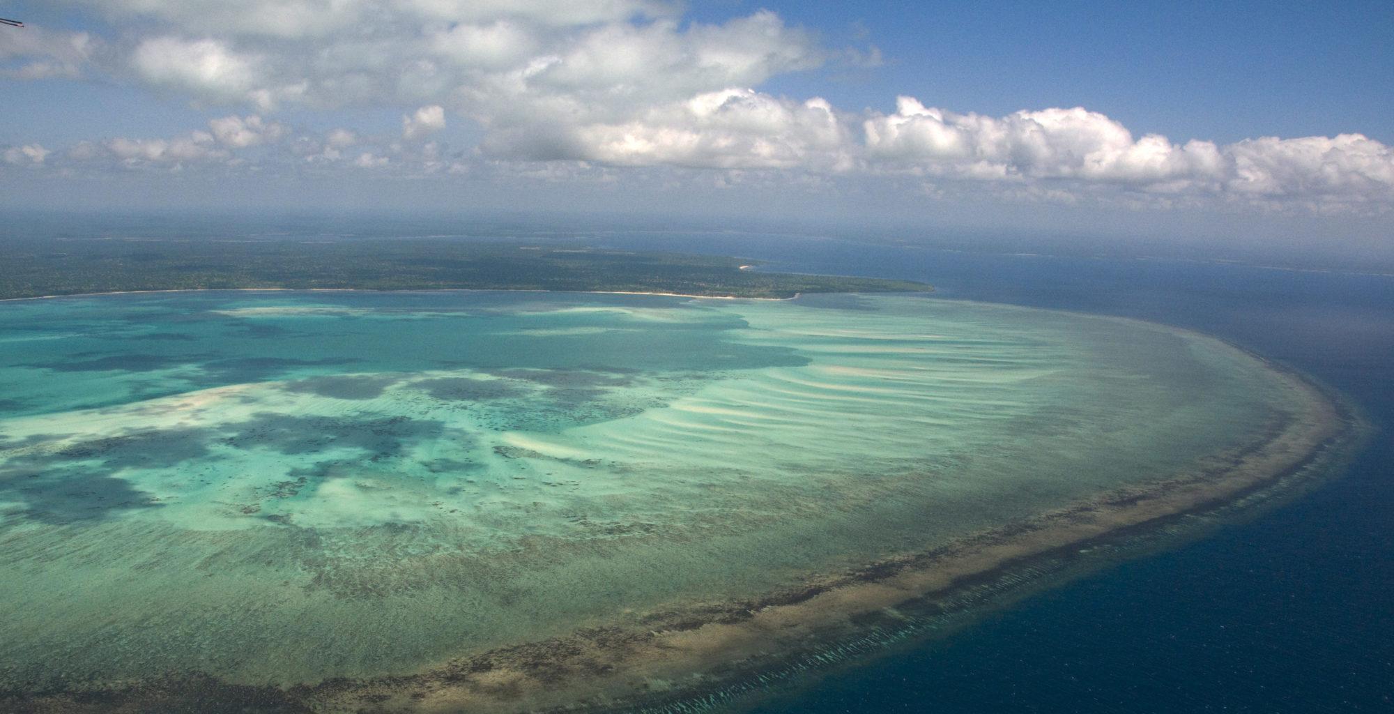 Mozambique-Nampula-Ilha-Nuarra-Lodge-Aerial