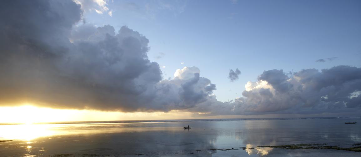 Matemwe Beach House Tanzania Sundown