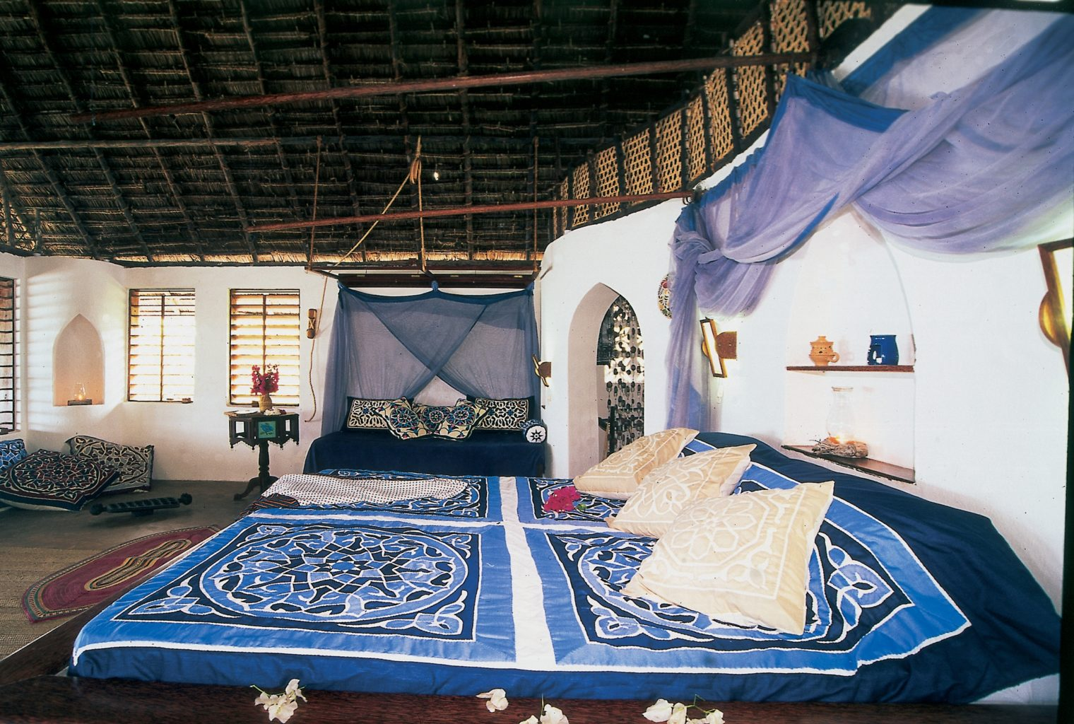 Matemwe LodgeTanzania Bedroom