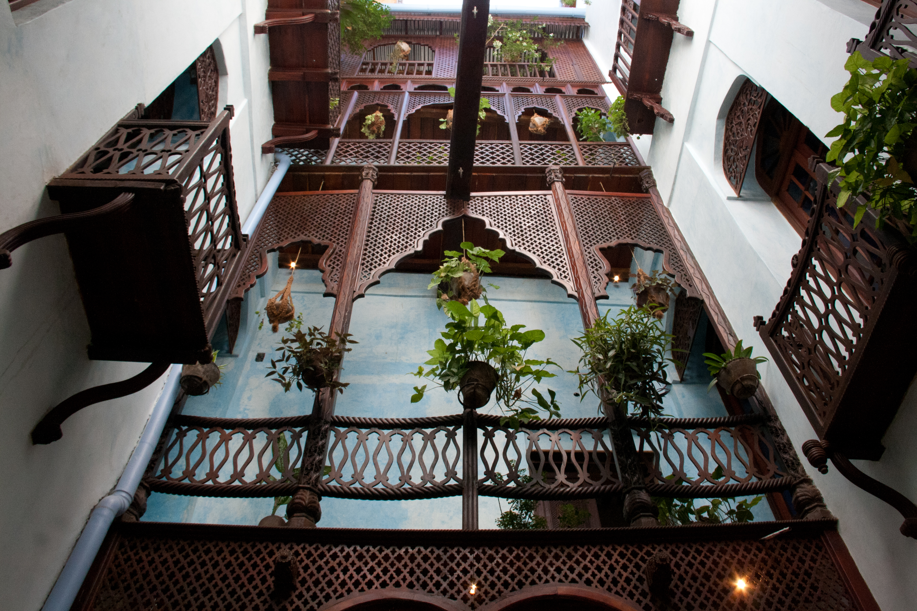 Emerson Spice Hotel Tanzania Atrium