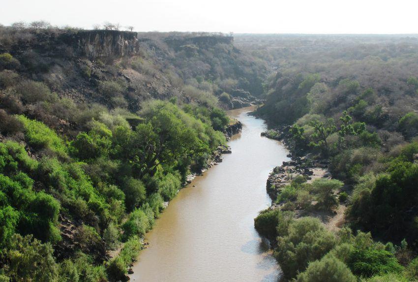 Ethiopia-Awash-Alledeghi-River