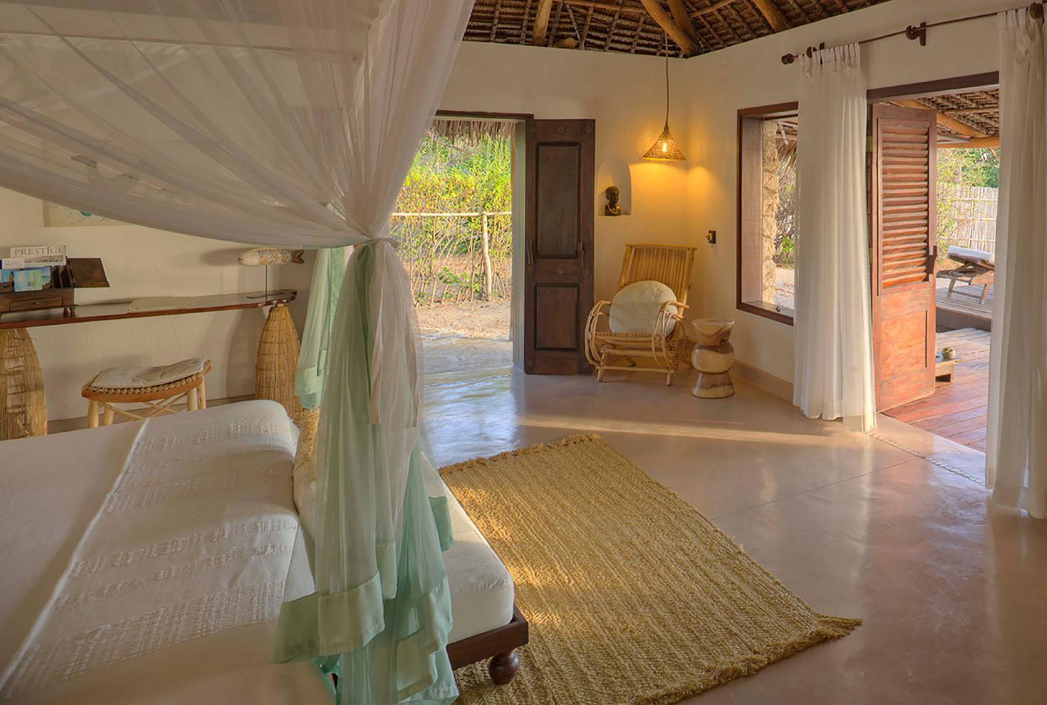 Azura-Quilalea-Mozambique-Bed