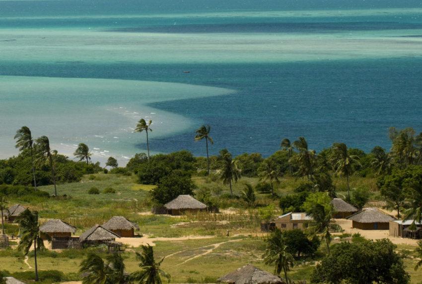 Nuarro Lodge Mozambique View Hero