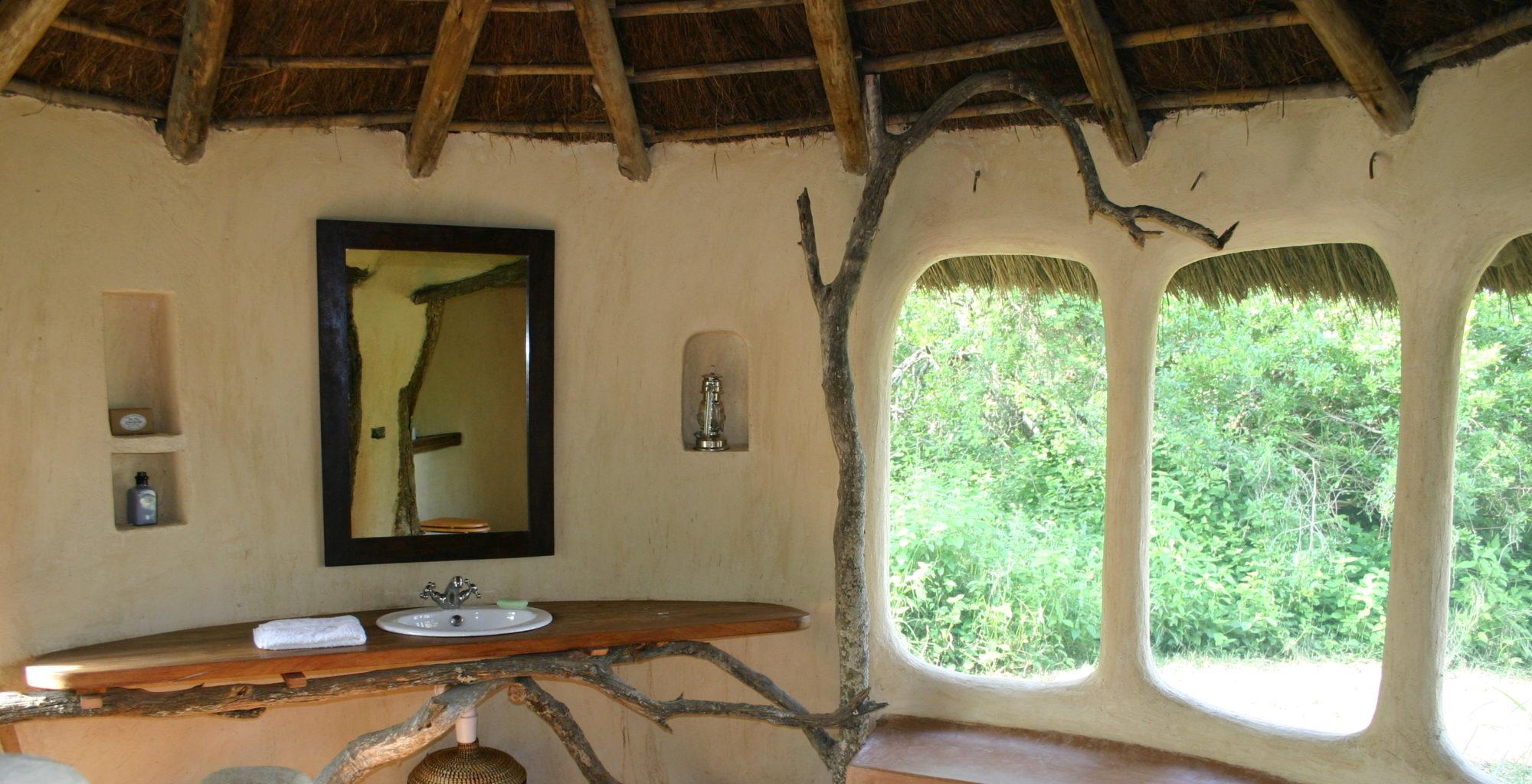 ihingo Lodge Uganda Bathroom