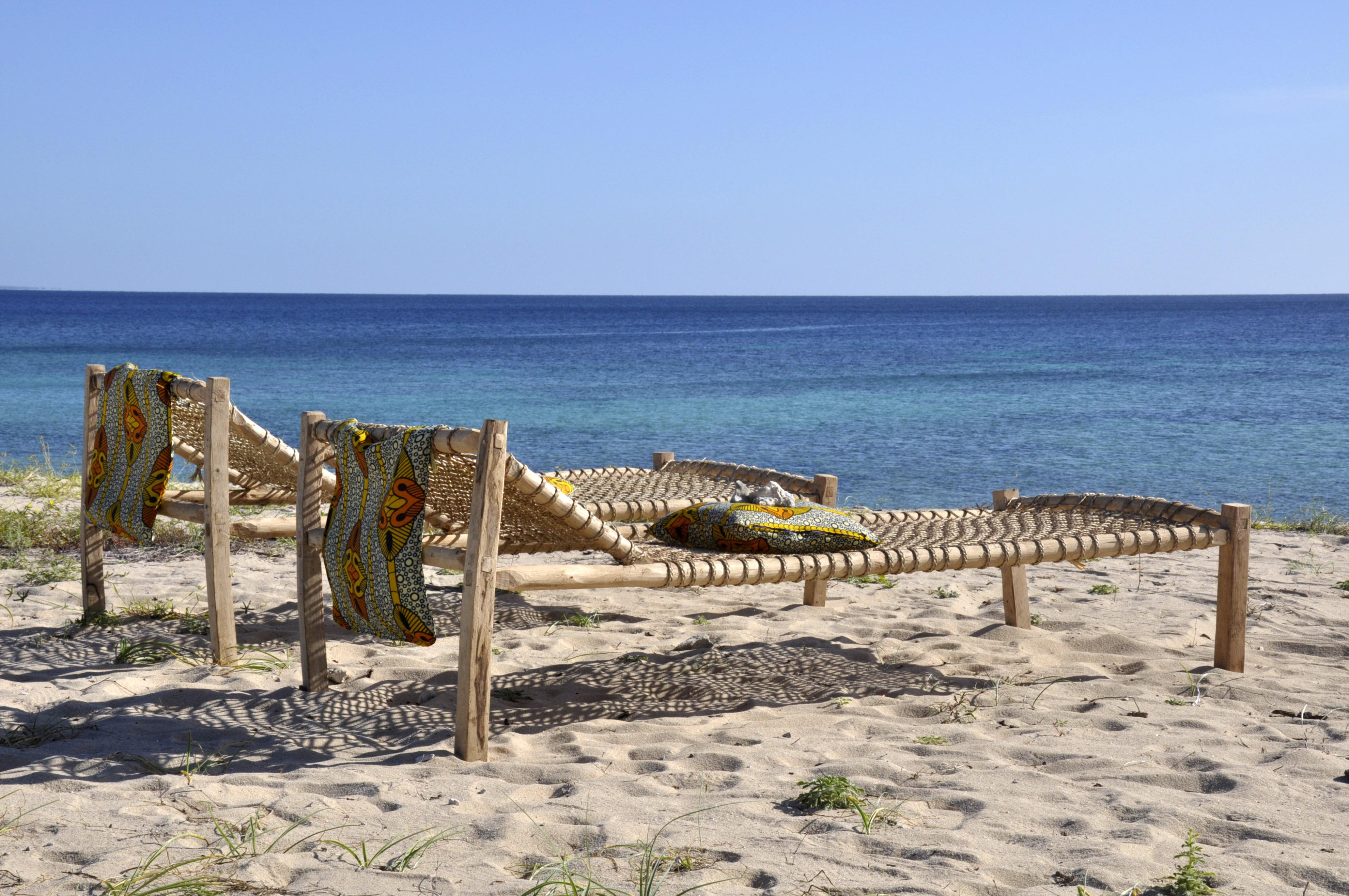 Nuarro Lodge Mozambique Beach
