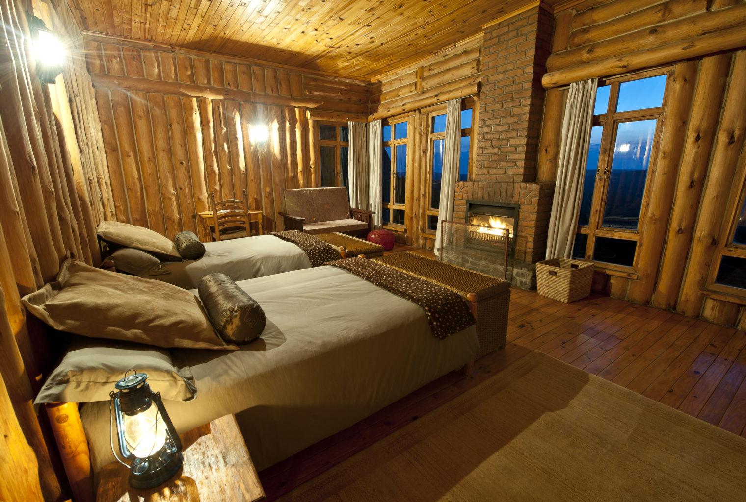Chelinda Lodge Malawi Bedroom