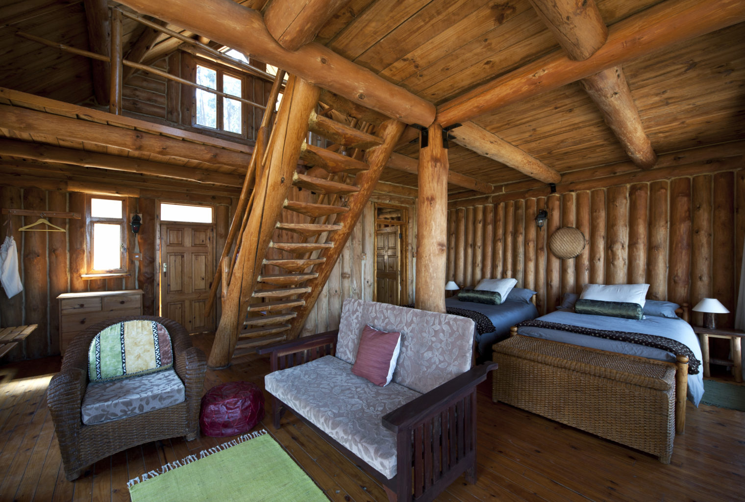 Chelinda Lodge Malawi Bedroom Interior