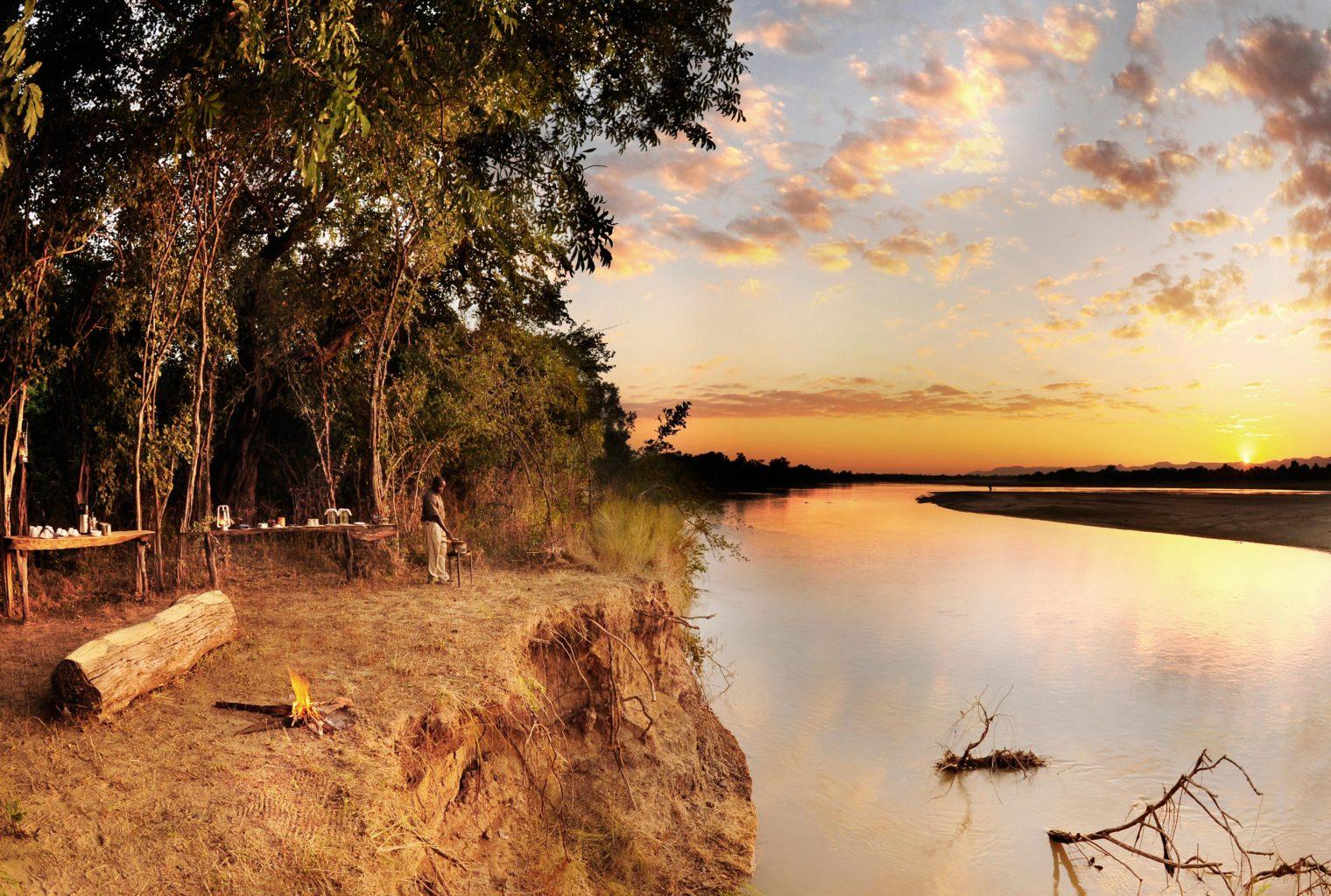 Bilimungwe Camp Zambia Views
