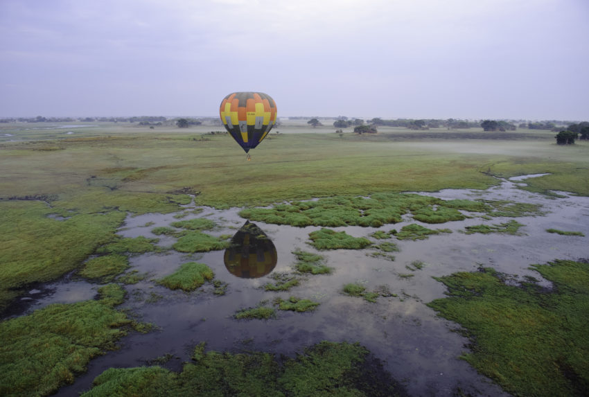 Kafue National Park Area Image
